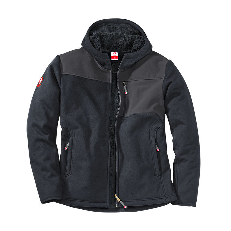 KRÄHE Advanced Fleece-Jacke