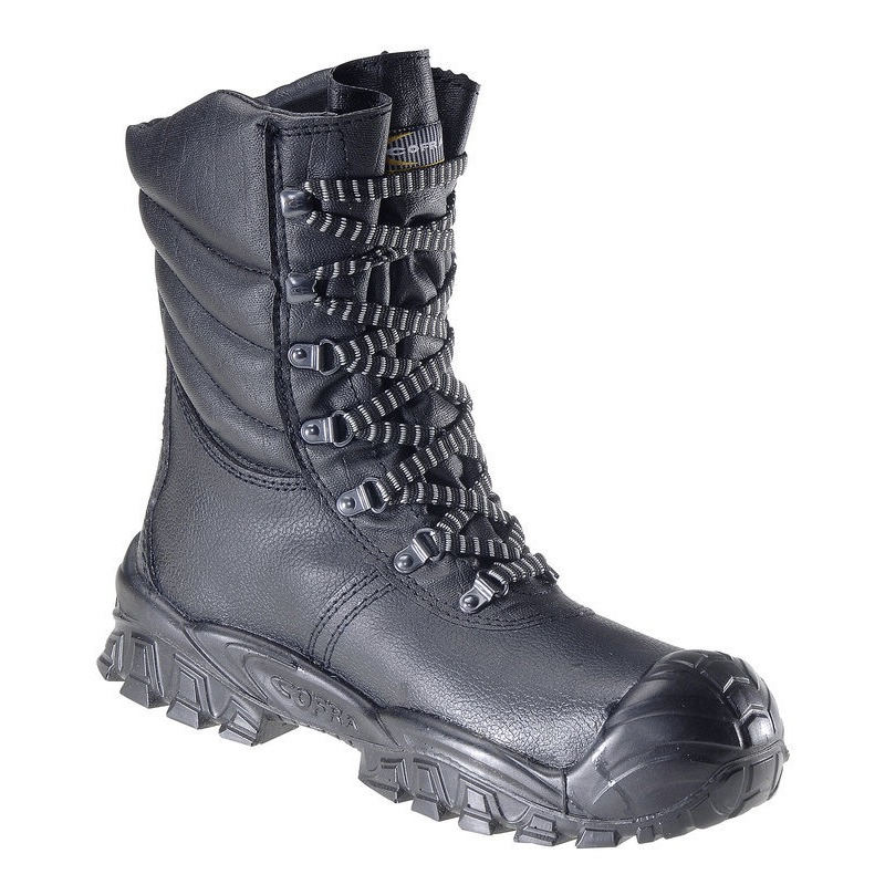 Cofra Safety Ural Sicherheits-Stiefel S3 CI EN ISO 20345