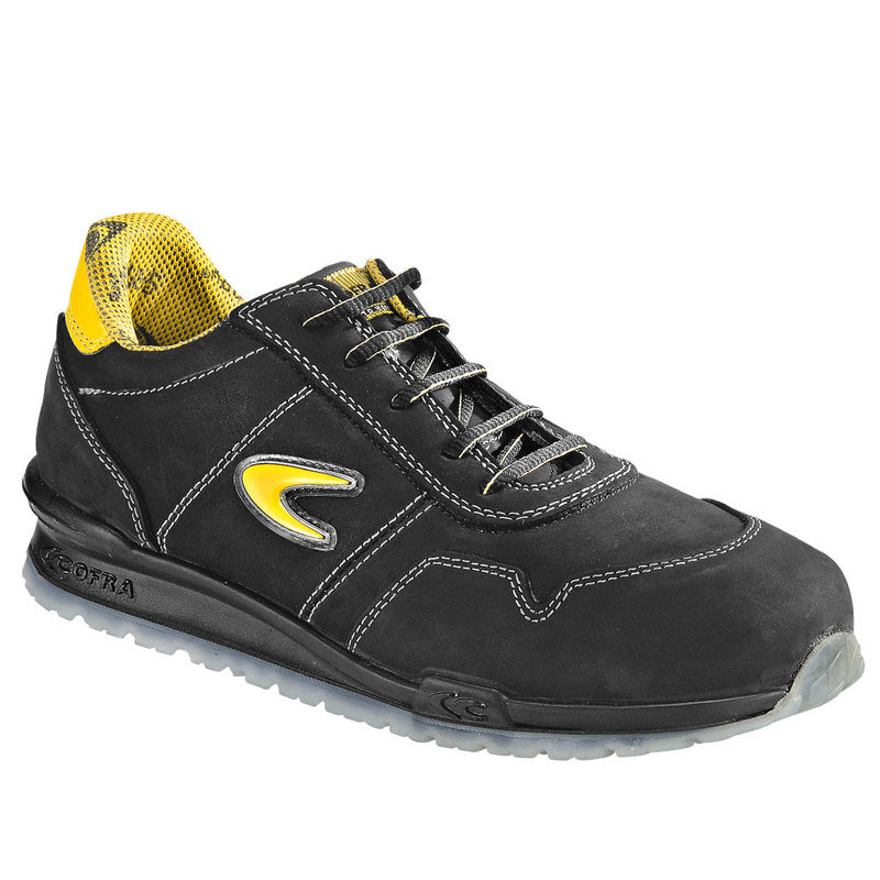 Cofra Safety Ural Sicherheits-Stiefel S3 CI EN ISO 20345